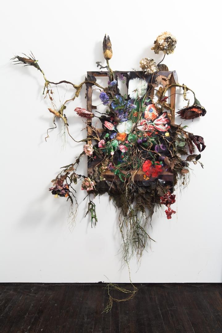 Valerie Hegarty Flower Frenzy